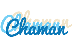Chaman breeze logo