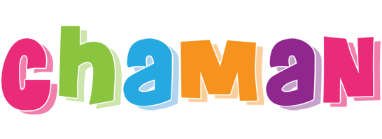 Chaman friday logo