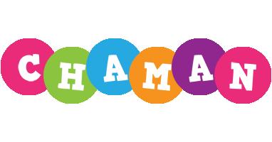 Chaman friends logo