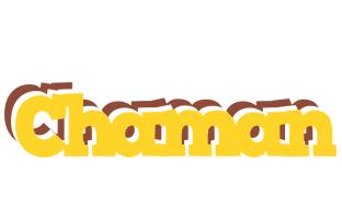 Chaman hotcup logo