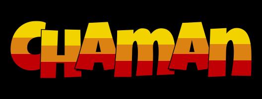 Chaman jungle logo
