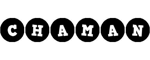 Chaman tools logo