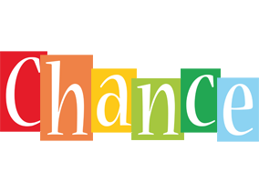 Chance colors logo