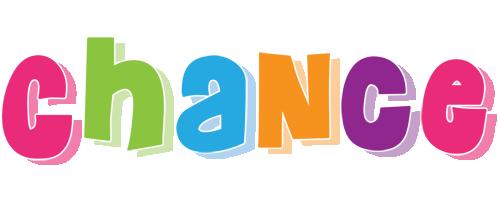 Chance friday logo