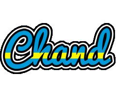 Chand sweden logo
