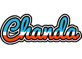 Chanda america logo