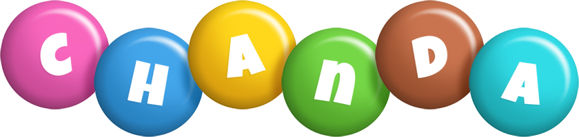 Chanda candy logo
