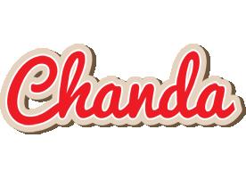 Chanda chocolate logo