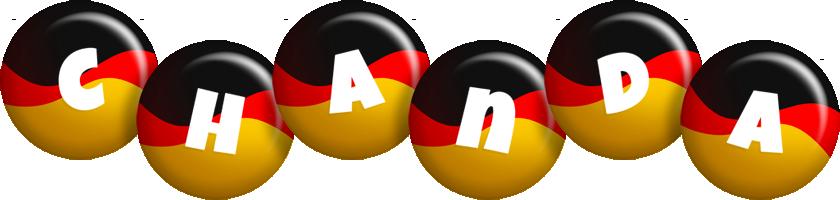 Chanda german logo