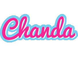 Chanda popstar logo