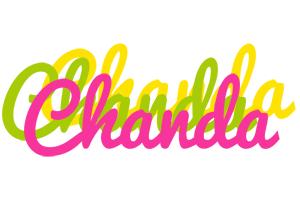 Chanda sweets logo