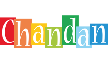 Chandan colors logo