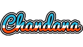 Chandana america logo