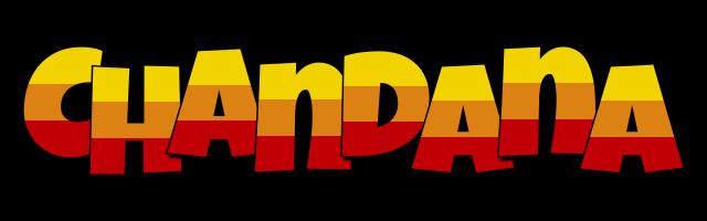 Chandana jungle logo