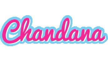 Chandana popstar logo