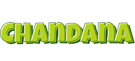 Chandana summer logo