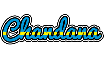 Chandana sweden logo