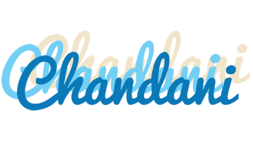 Chandani breeze logo