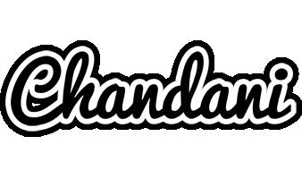 Chandani chess logo