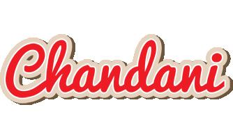 Chandani chocolate logo