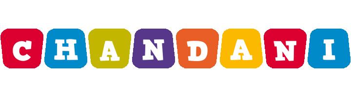 Chandani daycare logo