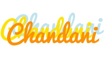 Chandani energy logo