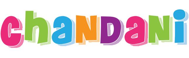 Chandani friday logo