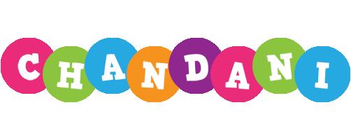 Chandani friends logo