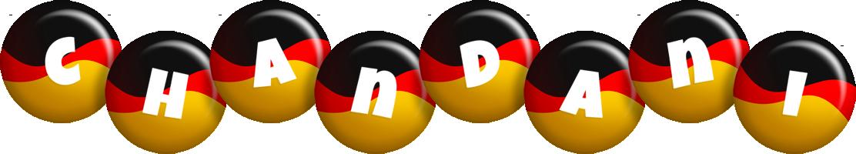 Chandani german logo