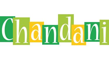 Chandani lemonade logo