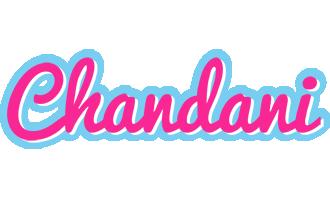 Chandani popstar logo