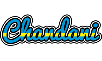 Chandani sweden logo