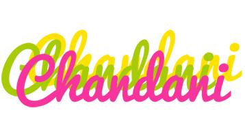 Chandani sweets logo