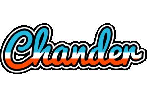Chander america logo