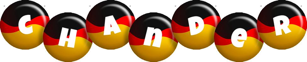 Chander german logo