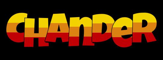 Chander jungle logo