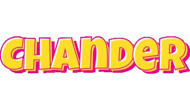 Chander kaboom logo