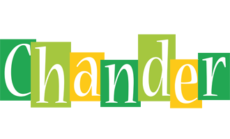 Chander lemonade logo