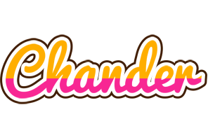 Chander smoothie logo