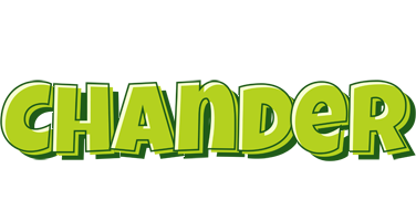 Chander summer logo