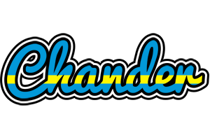Chander sweden logo