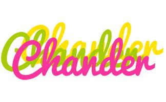 Chander sweets logo
