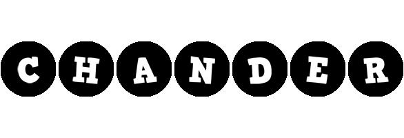 Chander tools logo