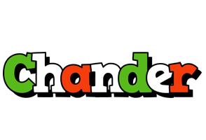 Chander venezia logo