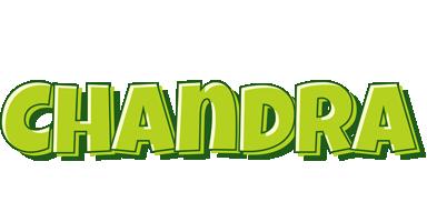 Chandra summer logo