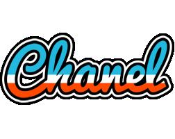 Chanel america logo