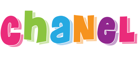 Chanel friday logo
