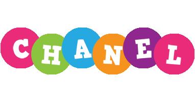 Chanel friends logo