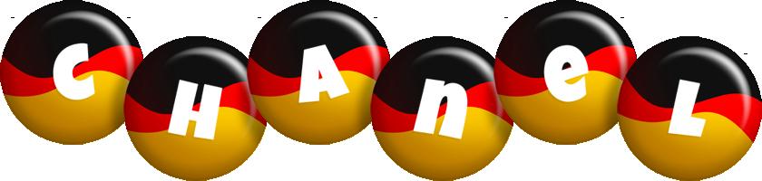 Chanel german logo