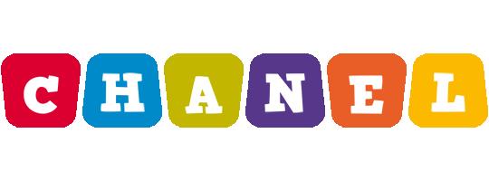 Chanel kiddo logo